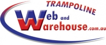 Trampoline Web and Warehouse Australia Outdoor Trampolines logo
