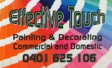 Effective Touch Painting & Decorating - Painter St Albans logo