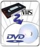 Duplication Station Video & Film to DVD logo