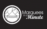Marquees in a minute logo