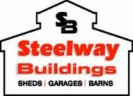 Steelway Buildings - Custom Shed Supplier Australia logo