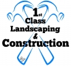 1st Class Landscaping & Construction - Fencing Armadale logo