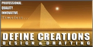 Define Creations - Building Designer & Drafting Service Perth logo