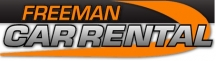 Freeman Car Rentals logo