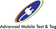 Advanced Mobile Test & Tag - 	 Test and Tagging Brisbane logo