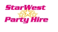 StarWest Party Hire - Party Supplies Cockburn logo