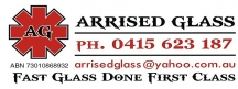 Arrised Glass - Glass Repair Coogee logo