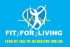 Mobile Personal Trainer Geelong   Fit For Living logo