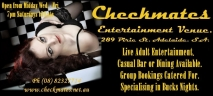 Checkmates | Strippers Adelaide logo