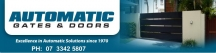 Automatic Gates & Doors Brisbane logo