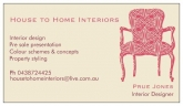 House to Home Interiors - Interior Design Hobart logo