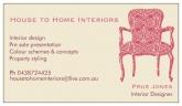 House to Home Interiors - Interior Design Hobart logo