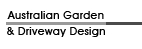 Australian Garden & Driveways Design - Driveways Victoria logo