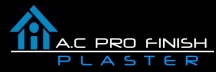 A.C Pro Finish Plaster Services - Plastering Services Mornington Peninsula logo