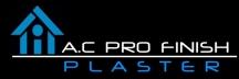 A.C Pro Finish Plaster Services - Plastering Services Mornington Peninsula logo