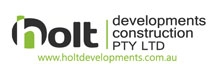 Holt Developments International – Renovation Specialist Croydon logo