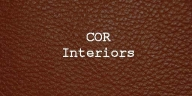 COR Interiors - Home Furniture Hire Glen Waverley logo
