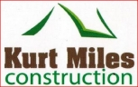 Kurt Miles Construction - Commercial & Residential Constructions Emerald logo