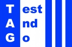 Test And Go logo