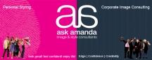 Ask Amanda Image & Style Consultants Personal Stylist Adelaide logo