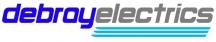 Debray Electric's - Electrician Butler logo