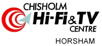 Chisholm Hi-Fi & TV Centre - Sound & Vision Products Horsham logo