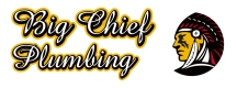 Big Chief Plumbing logo
