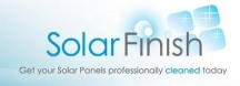 Solar Finish - Solar Panel Cleaning Bassendean logo