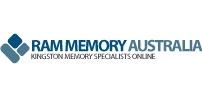 RAM Memory Australia (Kingston Memory) logo