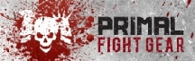 Primal Fight Gear MMA Gear WA logo
