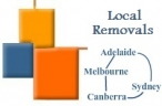 Local Removals - Removalists Prospect logo