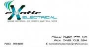 Exotic Electrical - Electrician Point Cook logo