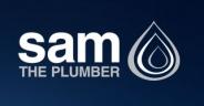 Sam The Plumber - Plumber Lota logo