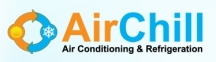 AirChill Air Conditioning & Refrigeration Sydney logo