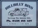 Hillbilly Bins - Skip Bin Hire Adelaide Hills logo