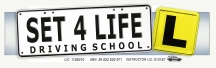 Set4Life Driving School - Driving Lessons Concord logo