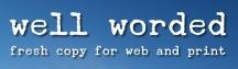 Copywriters Sydney - Well Worded Copywriting logo