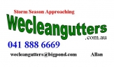 We Clean Gutters - Gutter Cleaning Capalaba logo