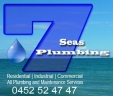 7seas Plumbing - Local Plumber Inner West Sydney logo