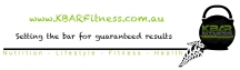KBAR Fitness - Personal Trainer Carseldine logo