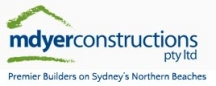 M Dyer Constructions - Home Construction Northern Beaches logo