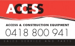 Access & Construction Equipment - Elevating Work Platforms Murray Bridge logo