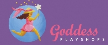 Empowerment Workshops for Women by Goddess Playshops logo