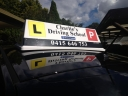 Charlie's Driving School - Driving Lessons Homebush NSW logo