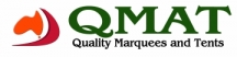 QMAT Marquees and Tents logo