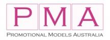 Promotional Models Melbourne Victoria logo