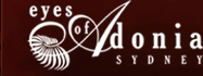 Eyes of Adonia - Handmade Candles Sydney logo