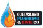 Queensland Plumbing & Civil Co - Plumbing Services Brisbane ~ Ipswich ~ Gold Coast logo