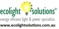 Ecolight Solutions - Energy Efficient Lighting Richmond logo