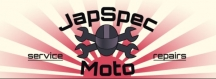 JapSpec Motorcycle Repairs - Motorbike Servicing Brunswick logo
